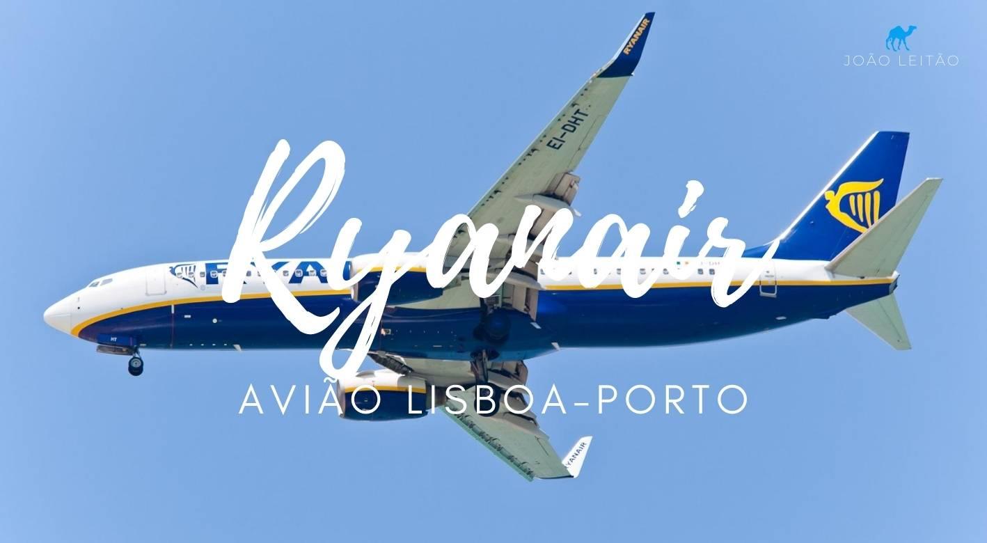 Avião Lisboa Porto