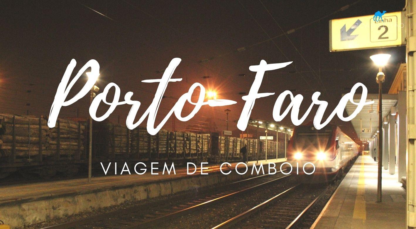 Comboio Porto Faro
