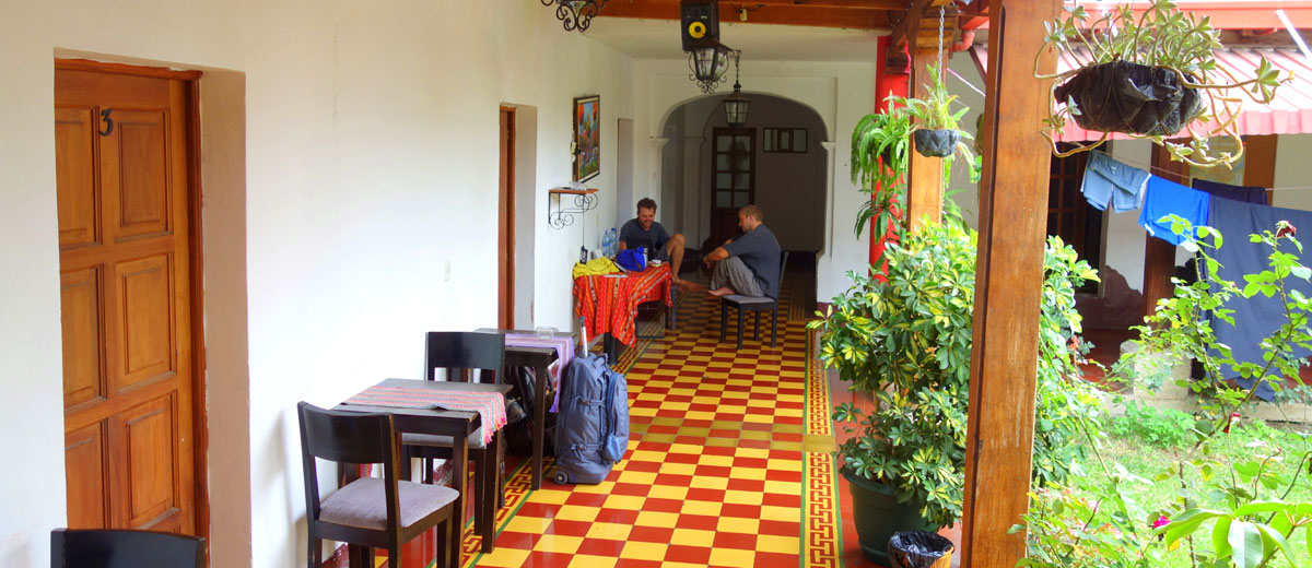 Hotel El Pasar de los Años em Antigua, Guatemala