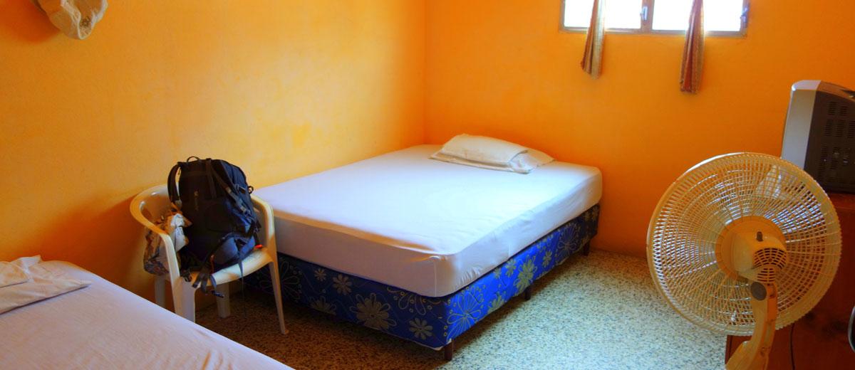 Hotel Hospedaje Dona Goya em Flores