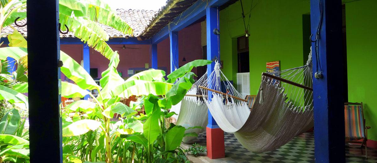 Hospedaje La Libertad em Granada, Nicarágua