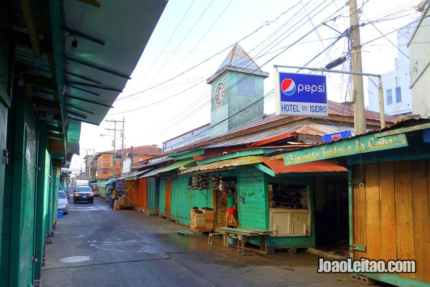 Hotel San Isidro em La Ceiba, Honduras