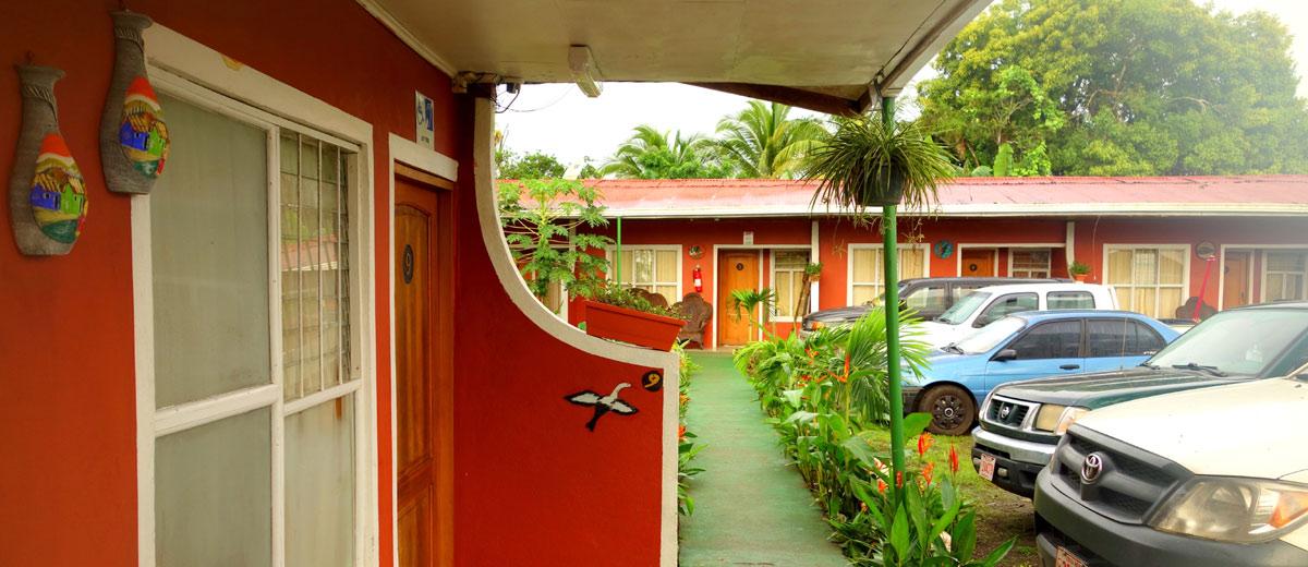 Hotel Cabinas Jabiru em Los Chiles, Costa Rica