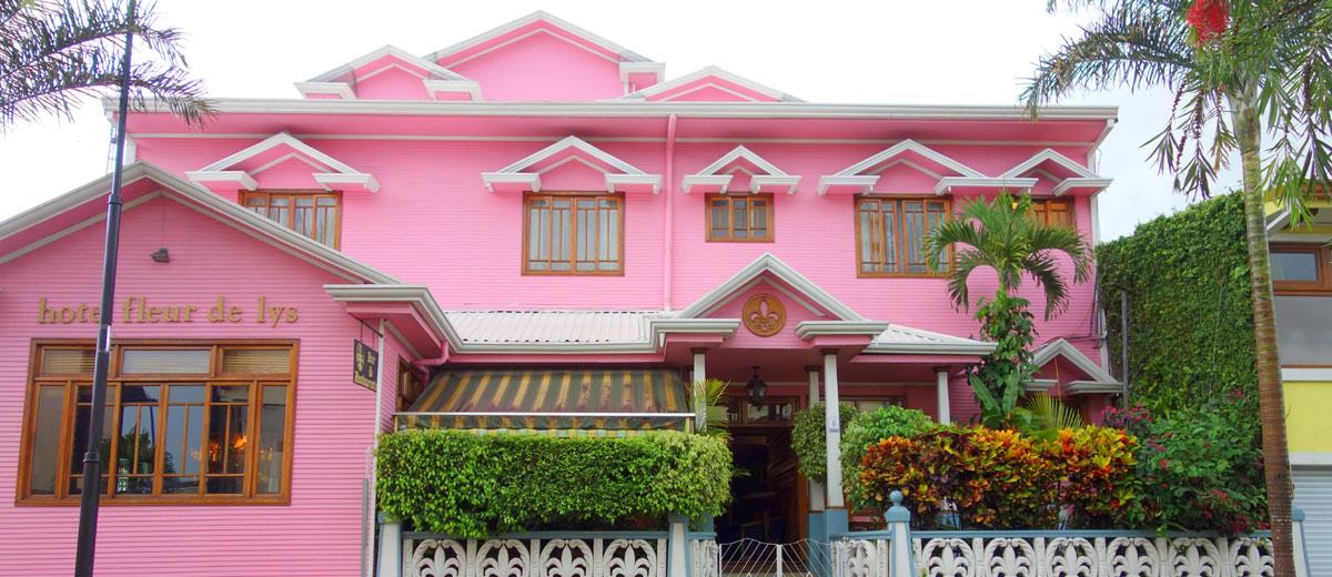 Hotel Fleur de Lys em San José, Costa Rica