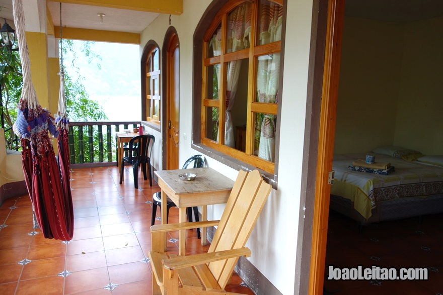 Hotel San Antonio em San Pedro la Laguna na Guatemala