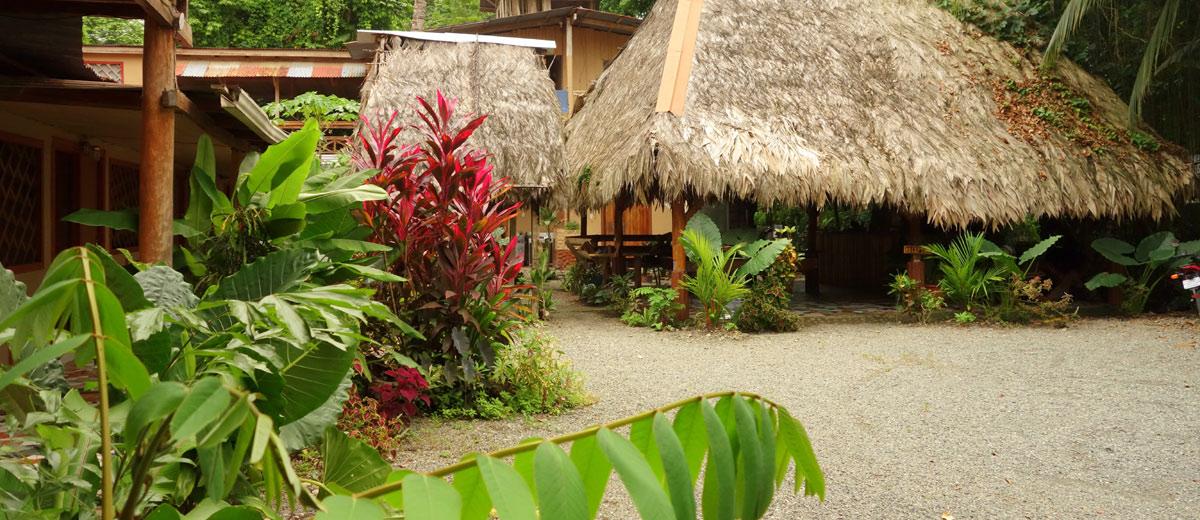 Hotel Cabinas Talamanca em Puerto Viejo na Costa Rica