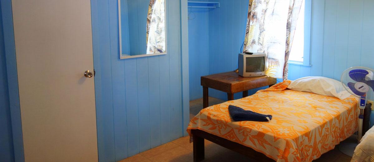 Hotel Utila na Ilha Utila, Honduras