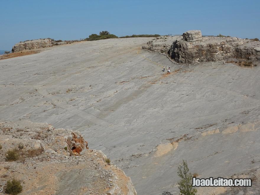 Monumento Natural das Pegadas de Dinossáurios de Serra de Aire