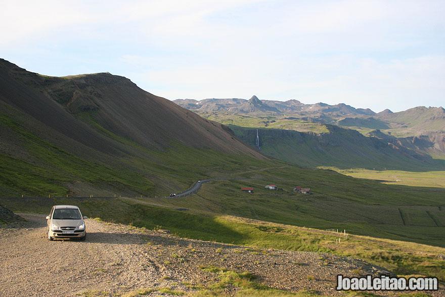 Conduzir / Dirigir pela Islândia durante 15 dias – Anel viário + Fiordes Ocidentais