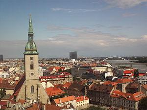 Bratislava, Eslovaquia