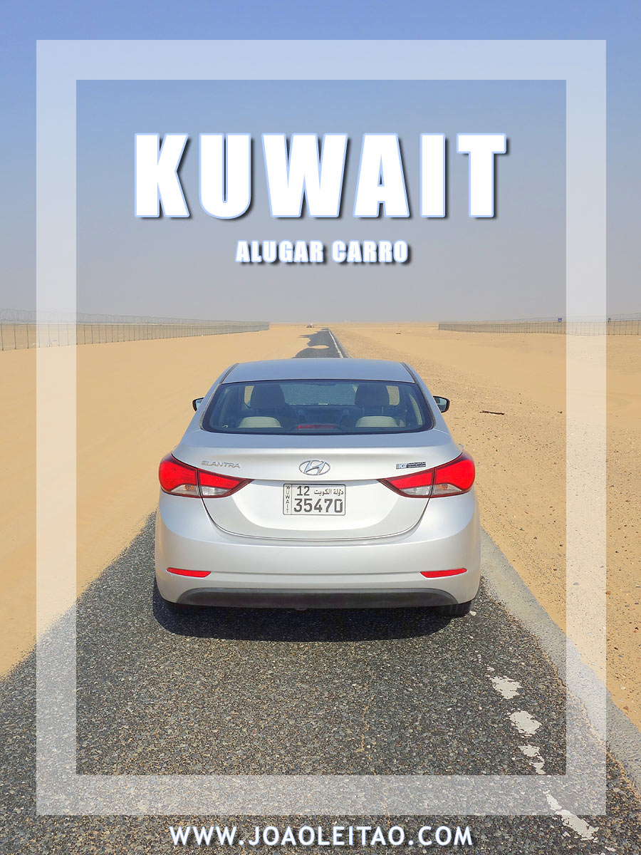 ALUGAR CARRO KUWAIT