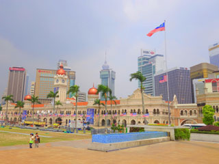 Visitar Kuala Lumpur