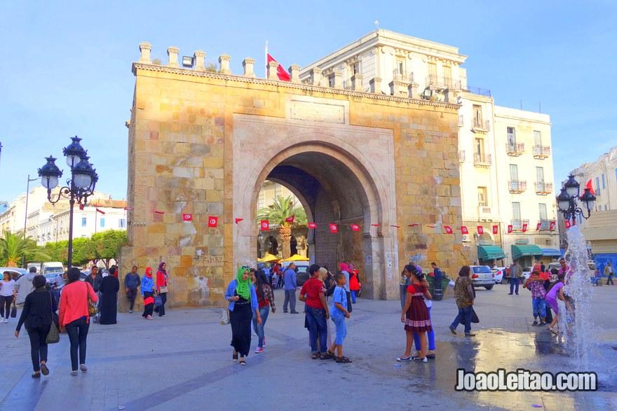 Porta Bab Bahr