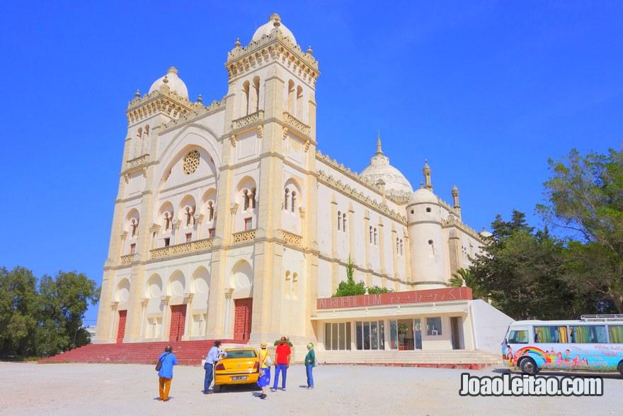 Catedral Saint-Louis de Cartago