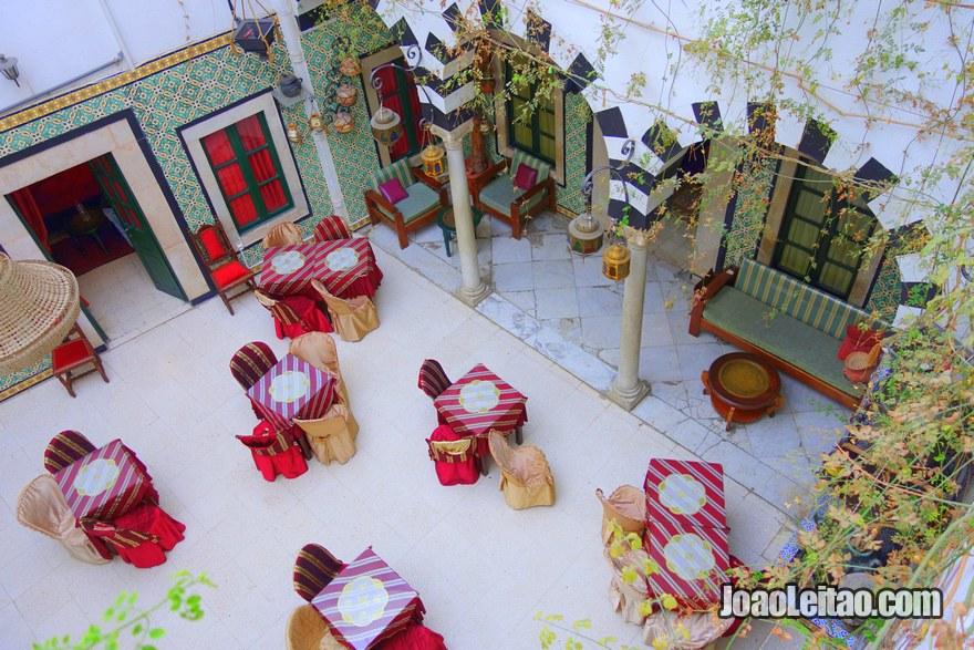 Palácios tunisinos do século XVIII