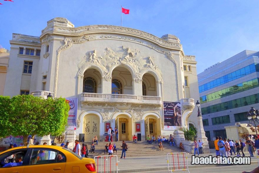Teatro Municipal de Tunes