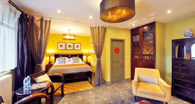 Hotel Cote Cour em Pequim
