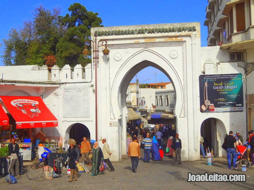 Foto da Medina de Tanger