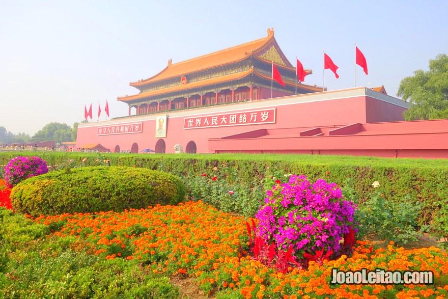 Porta de Tiannamen