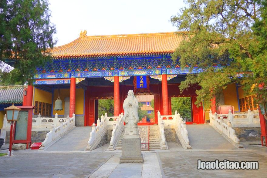 Templo de Confúcio