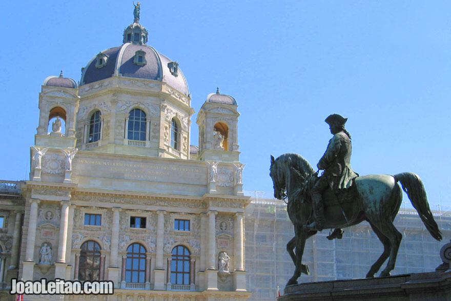 Palácio de Hofburg, Viena de Áustria