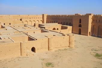 Forte Al-Ukhaidir Iraque