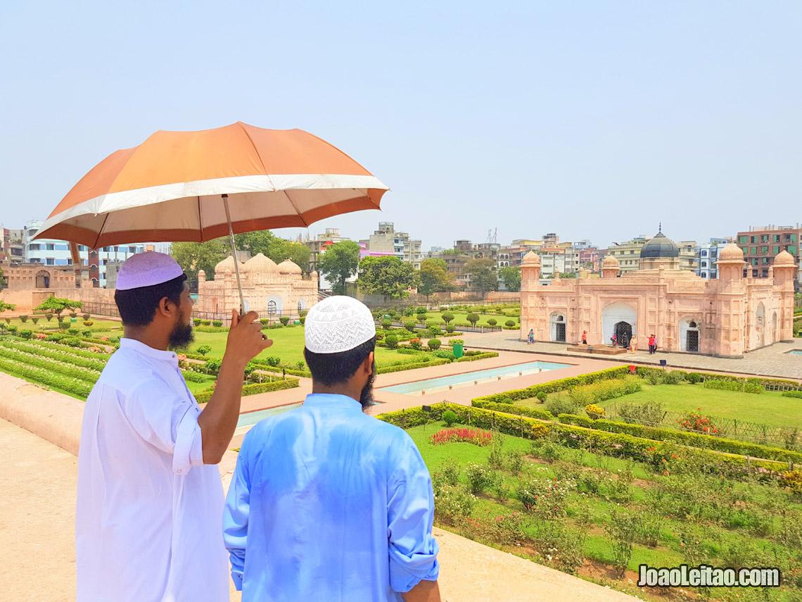 Forte Lalbagh em Daca, Visitar Bangladesh