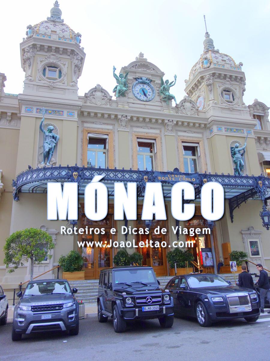 Visitar Mónaco - Roteiros e Dicas de Viagem