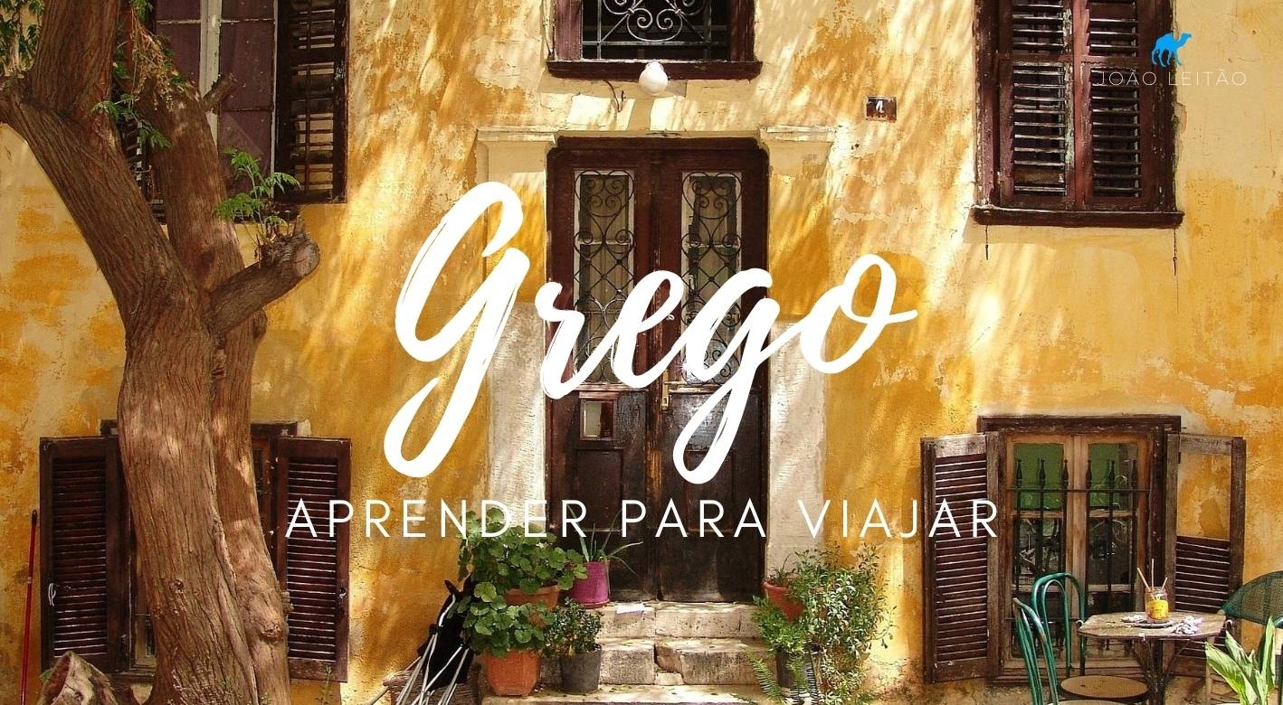 Aprender Grego para Viajar