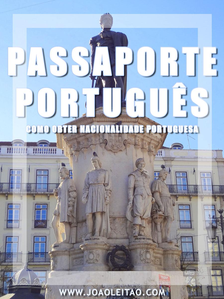 Como um brasileiro pode obter Cidadania Portuguesa: Passo-a-passo