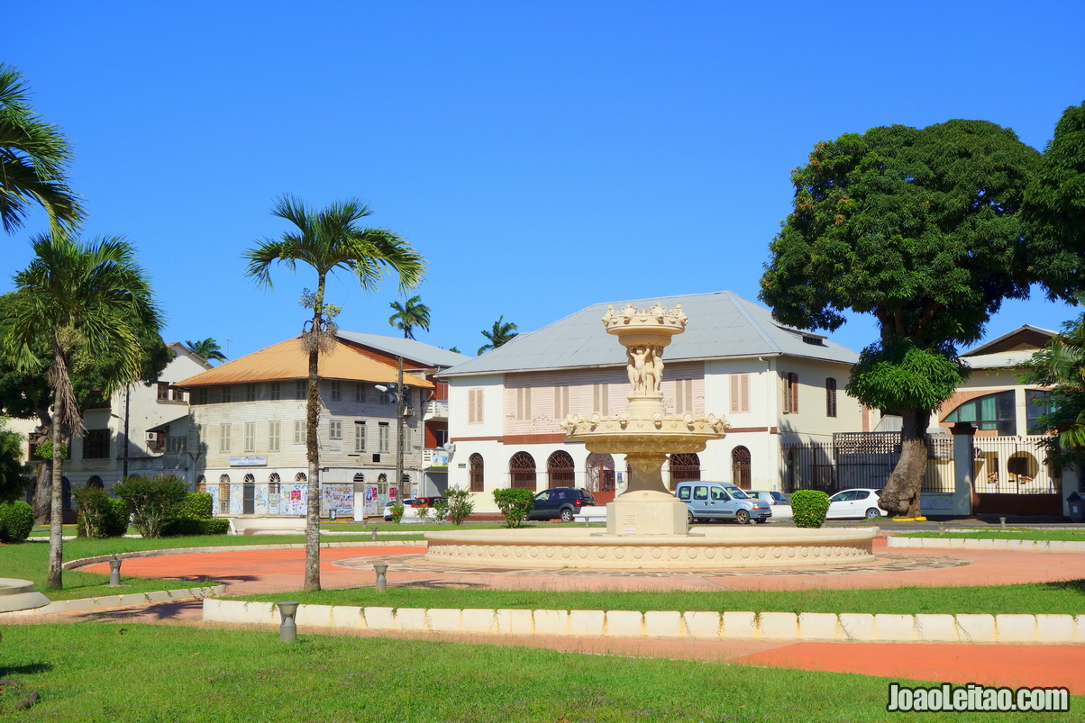 CAIENA, GUIANA FRANCESA