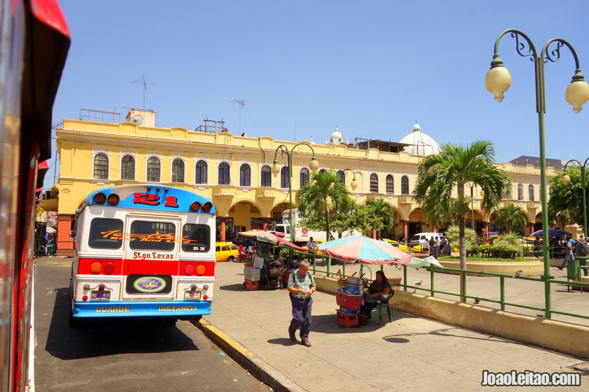 ROTEIRO SAN SALVADOR