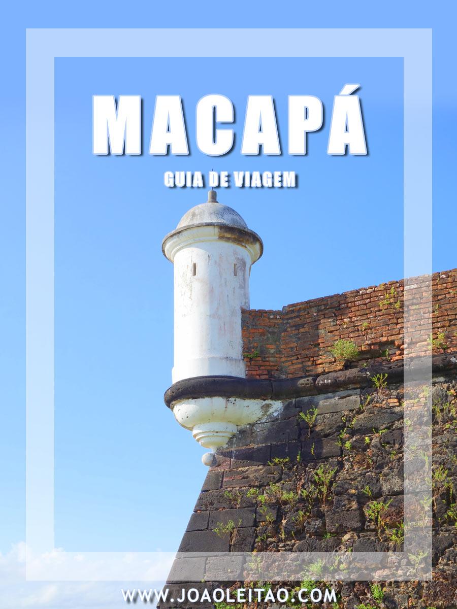 VISITAR MACAPÁ