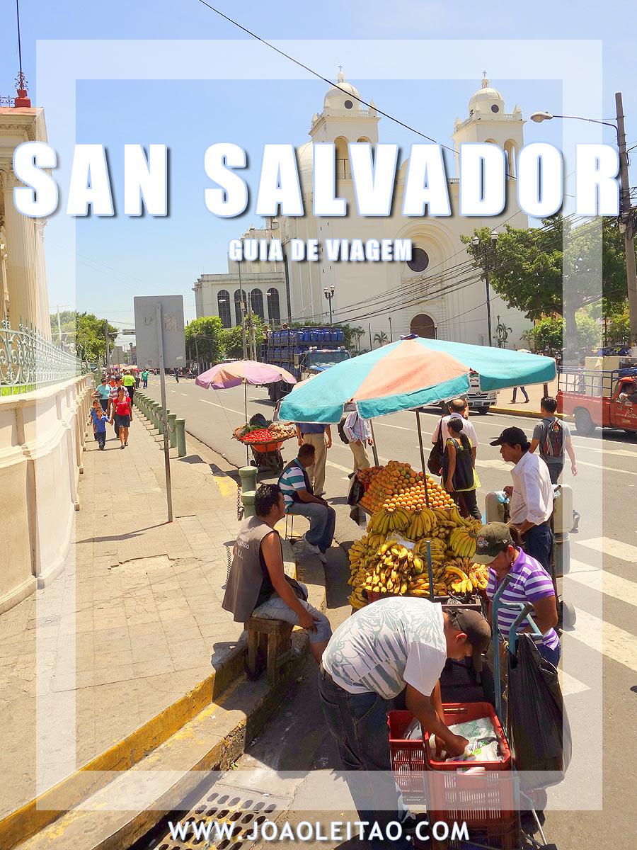 VISITAR SAN SALVADOR