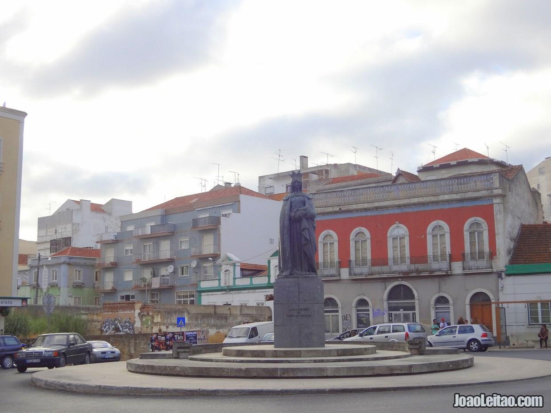 CALDAS DA RAINHA, PORTUGAL