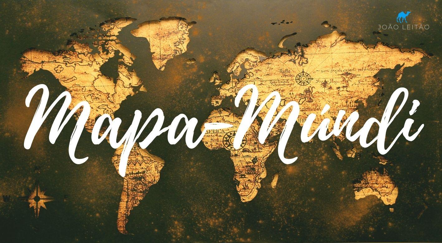 As Várias Projecções do Mapa Mundi