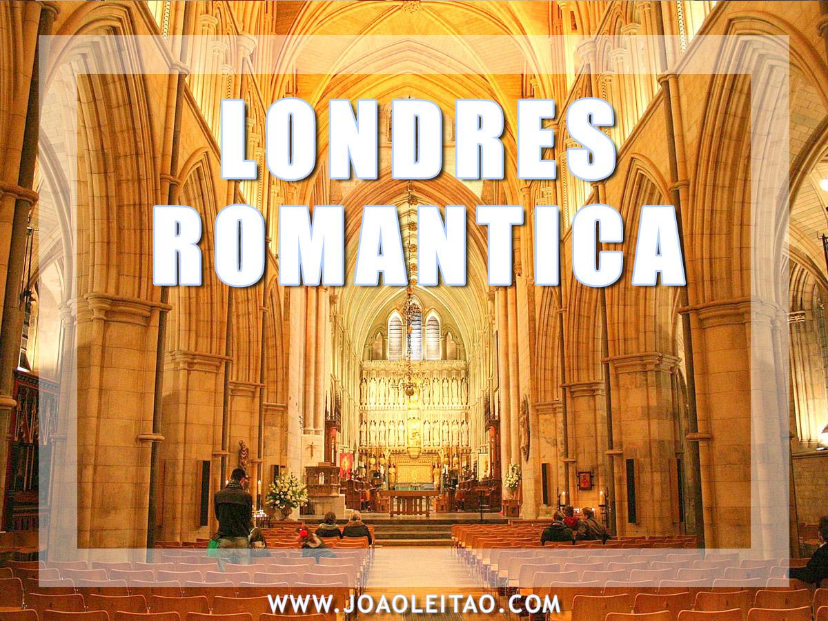 ESCAPADINHA ROMÂNTICA LONDRES