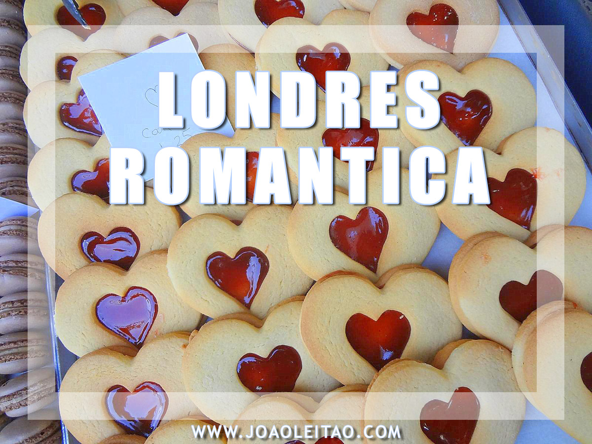 FIM DE SEMANA ROMÂNTICO LONDRES