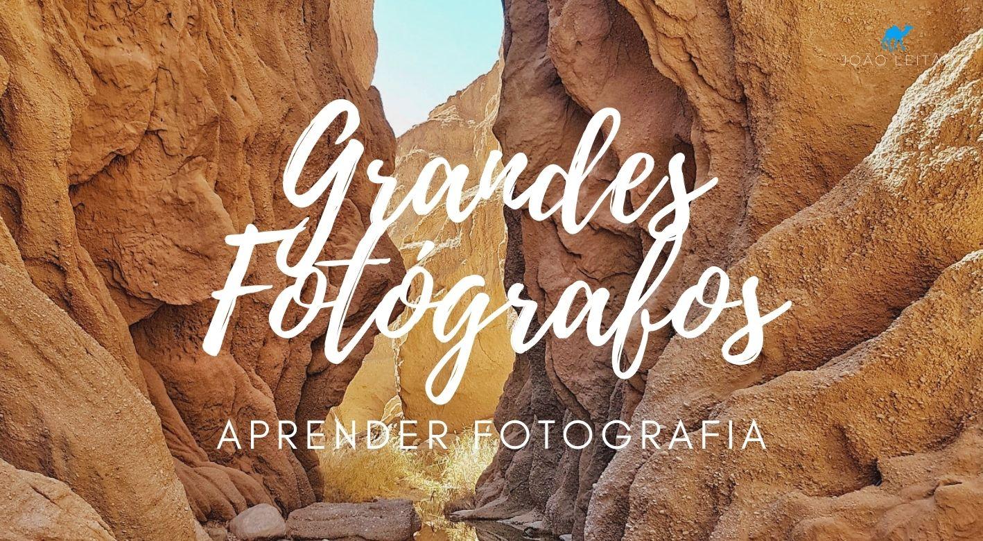 Grandes Fotógrafos de Viagem