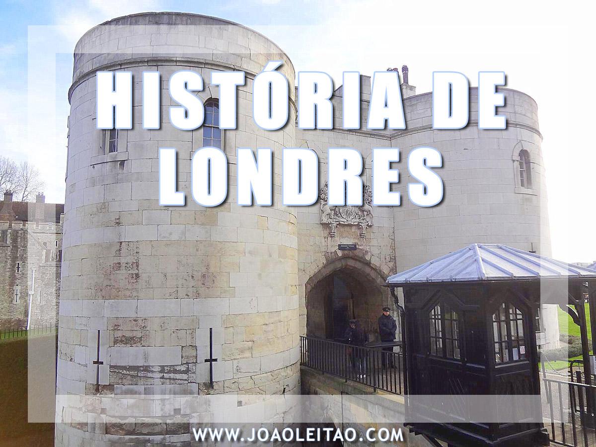 HISTÓRIA DE LONDRES