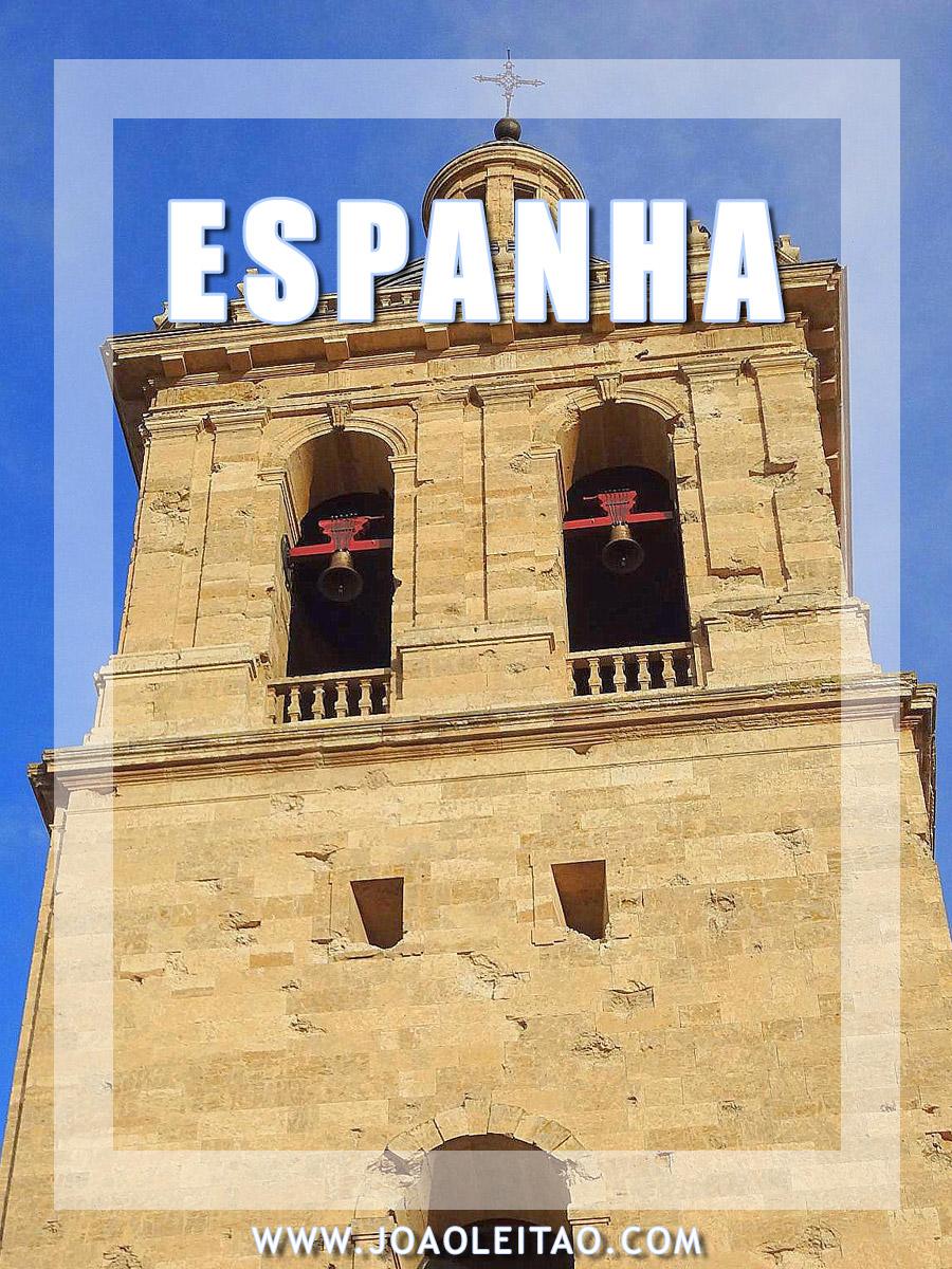 LOCAIS UNESCO ESPANHA