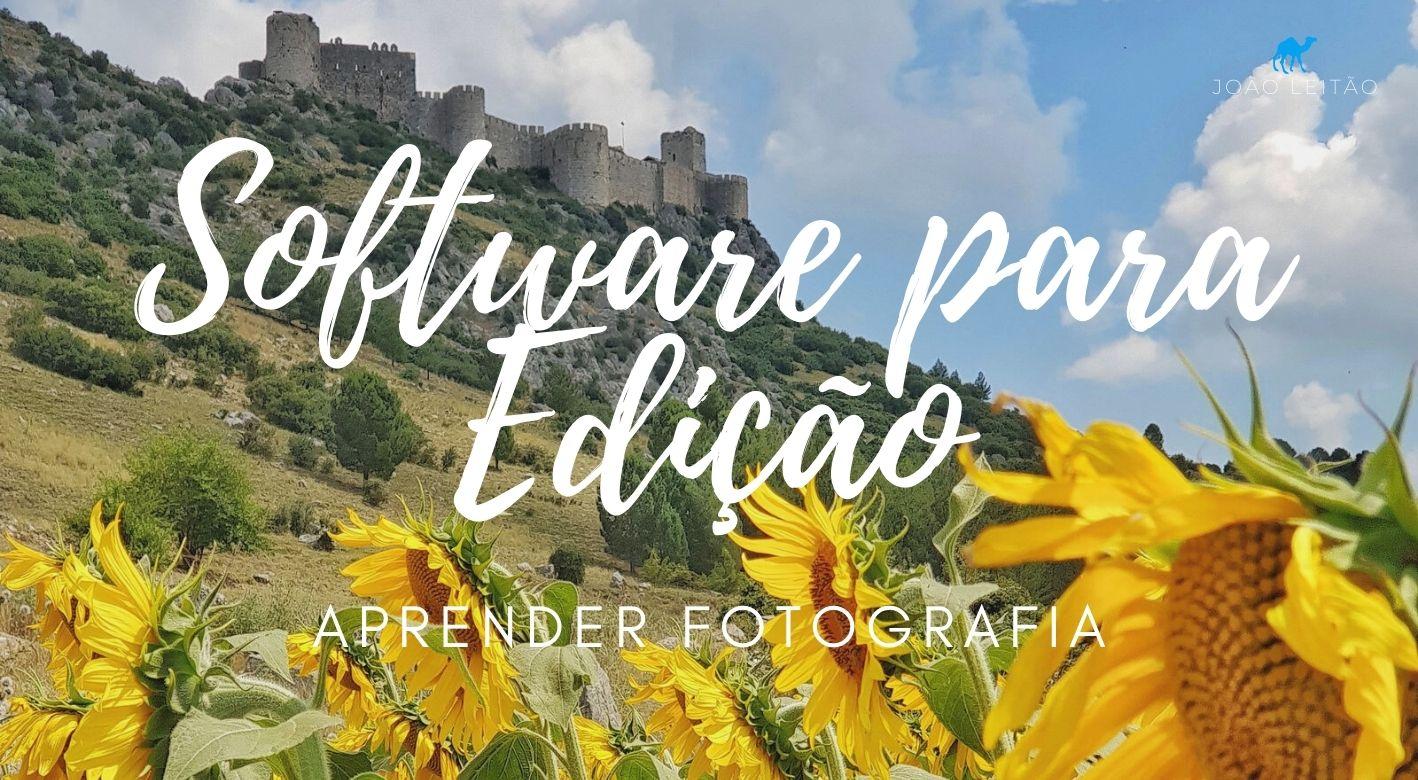 Software para Edição de Fotografia