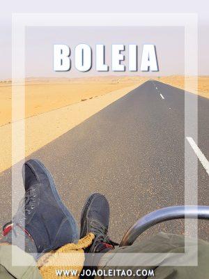 VIAJAR DE BOLEIA/CARONA