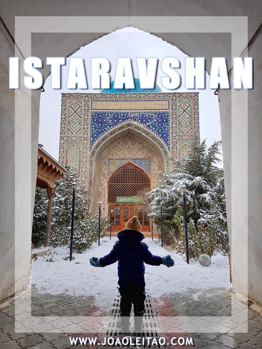 VISITAR ISTARAVSHAN