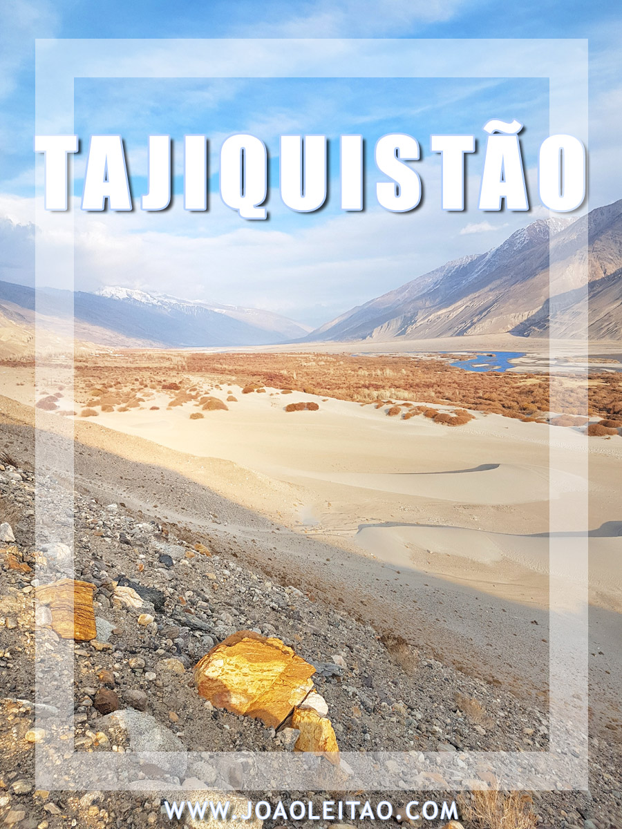 VISITAR TAJIQUISTÃO
