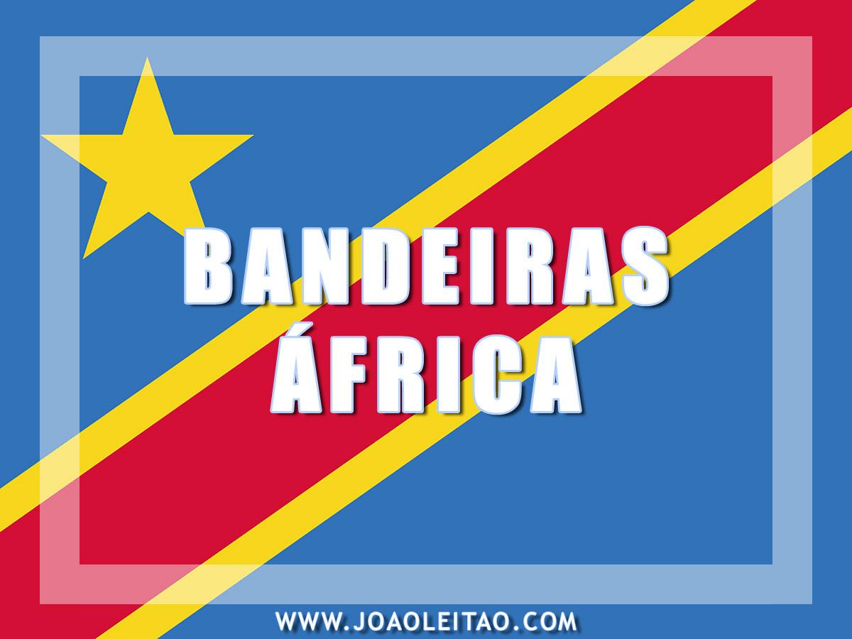 BANDEIRAS AFRICA