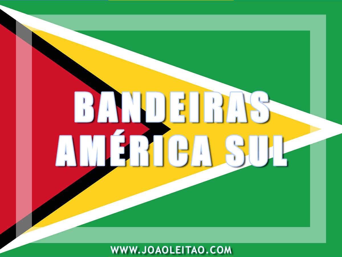 Bandeiras Da América Do Sul Explicação E Significado Das Cores