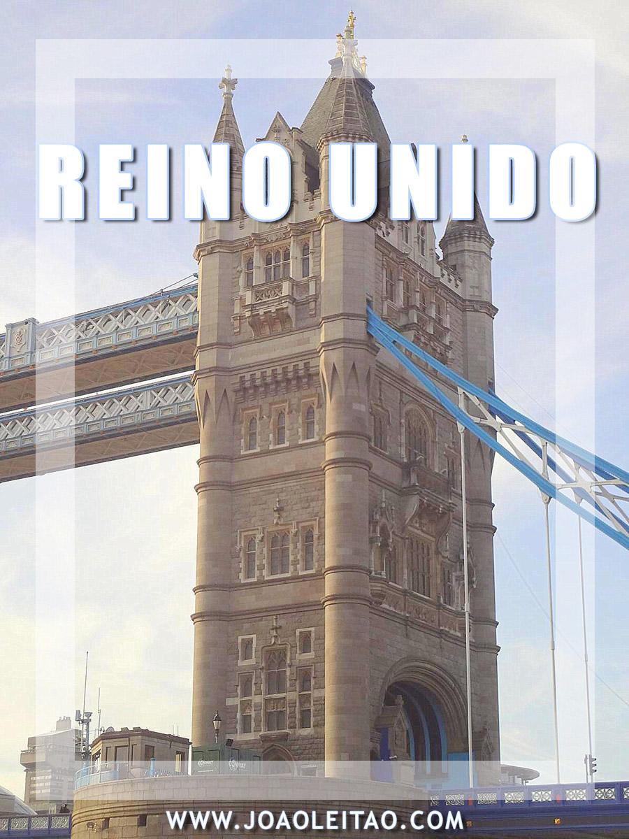 HISTORIA REINO UNIDO