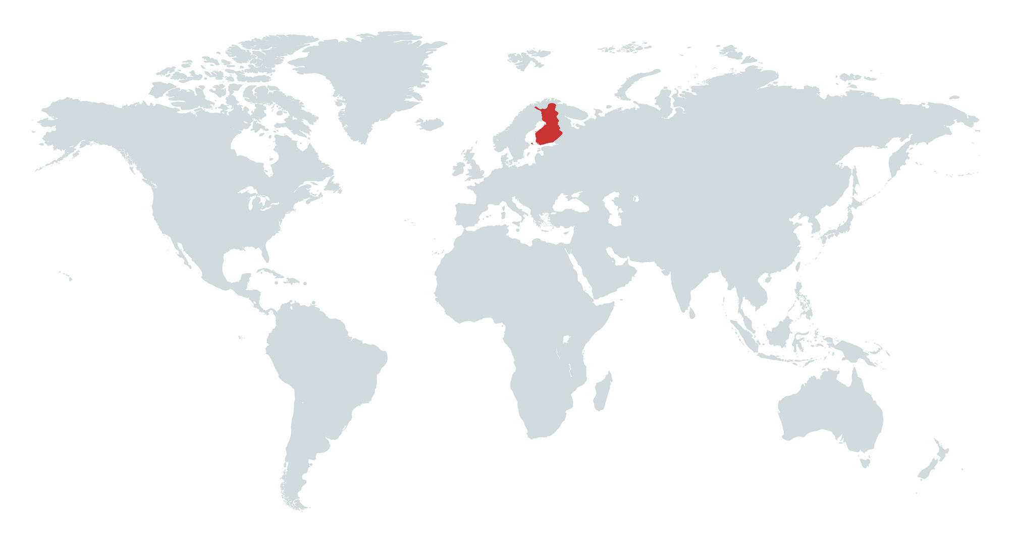 MAPA FINLANDIA