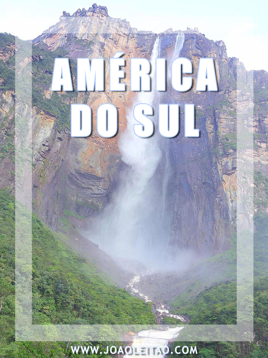 MOCHILAO AMERICA DO SUL